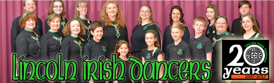 Lincoln Irish Dancers