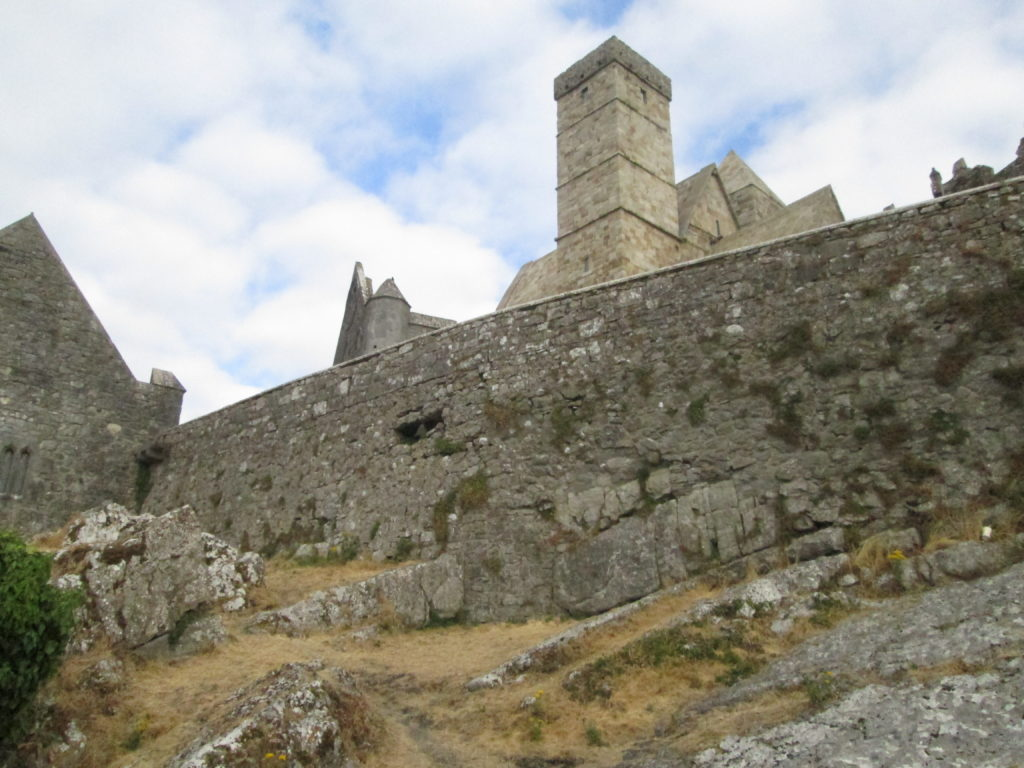 Rock of Cashel outerwall, Cashel, Ireland